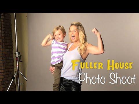 FULLER HOUSE PHOTOSHOOT SEASON 4