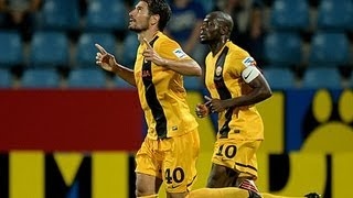Dynamo Dresden - Hamburger SV (4-0) Alle Tore & Highlights 31.07.2013