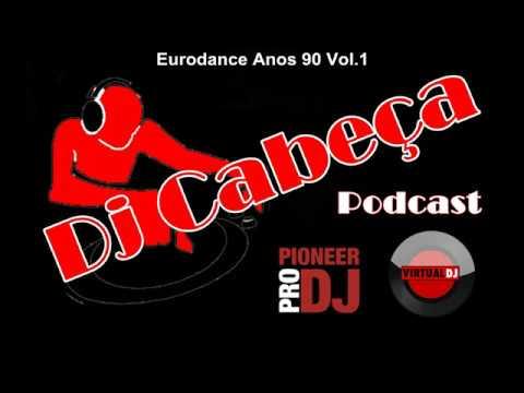 Eurodance Anos 90 Vol 1