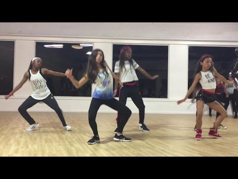 Nothing is Promised | @badgalriri | @GuyGroove Choreography