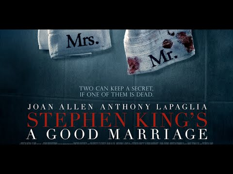 JB -Thriller Killer Theme 2015! ''Stephen King's A Good Marriage'' (2014)