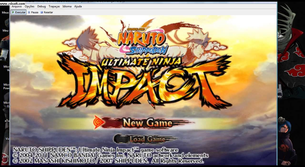 Download naruto shippuden ninja impact