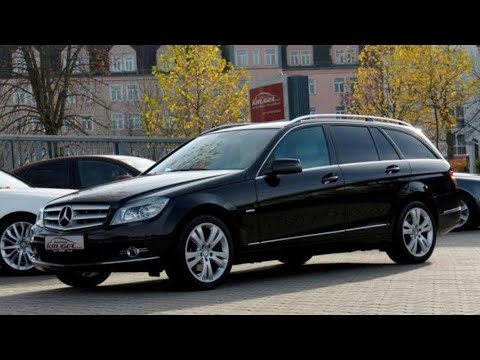 mercedes benz c 200 c klasse t modell c 200 t kompressor. Black Bedroom Furniture Sets. Home Design Ideas