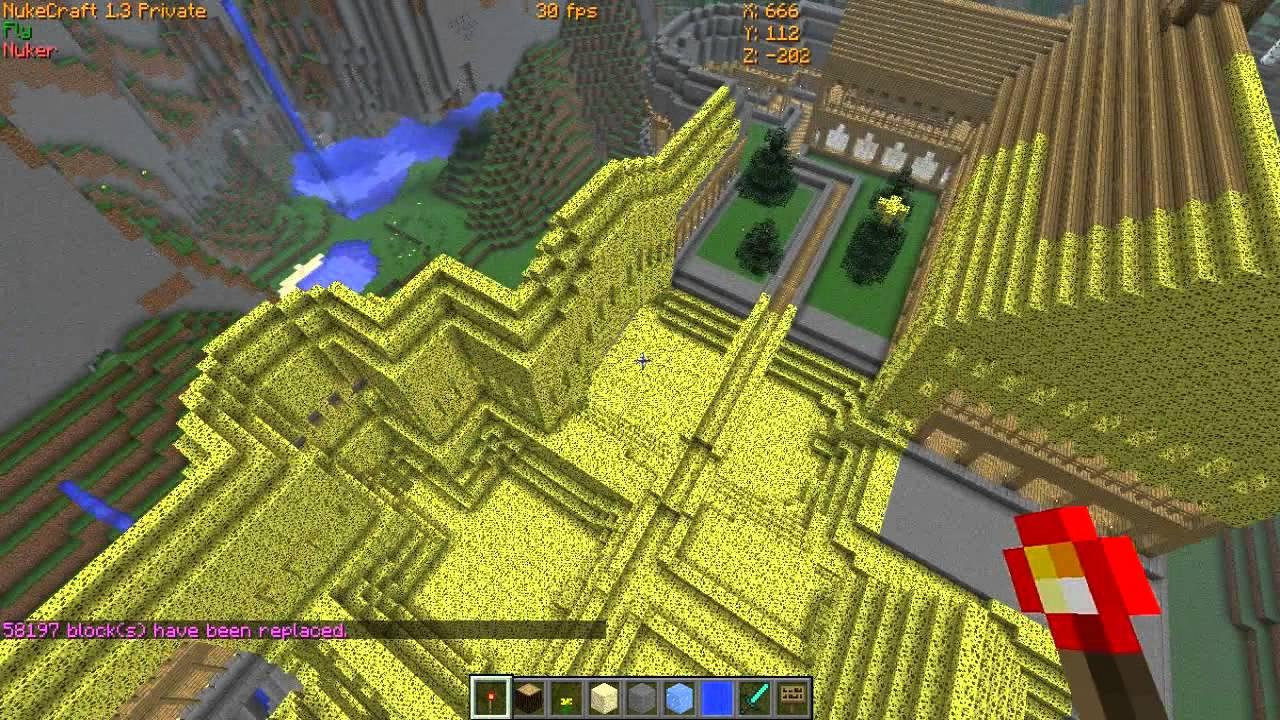 minecraft how to get sponge