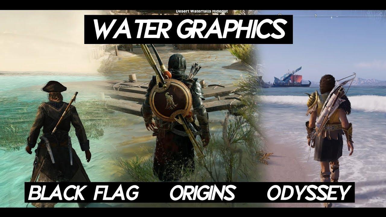 Ac origins vs ac odyssey