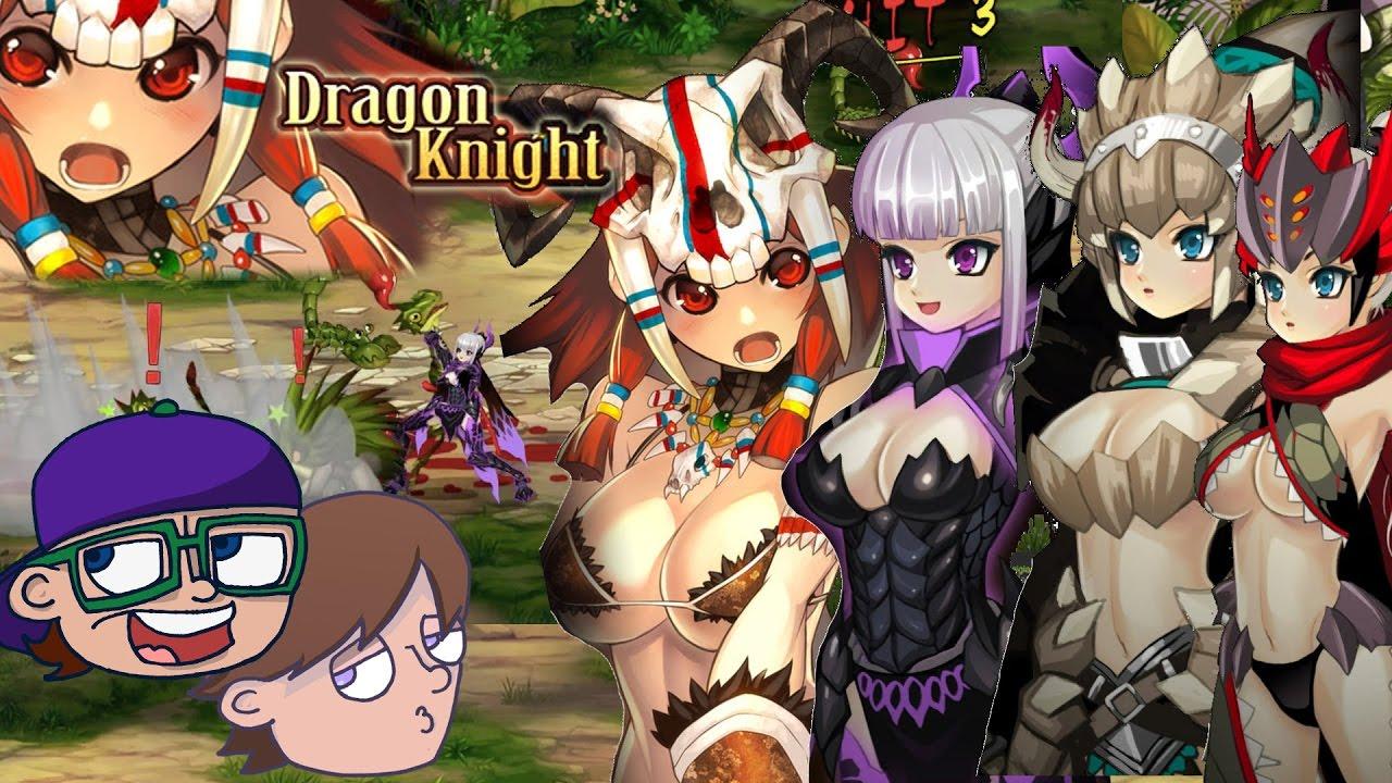Dragon Knight Gameplay
