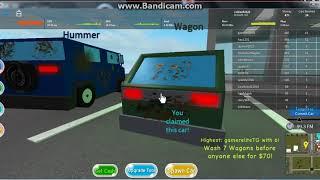 roblox lau xe /CAR WASHING SIMULATOR PAST 1