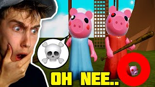 OVERLEEF VAN ALLE PIGGY'S IN ROBLOX!