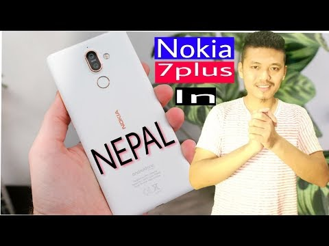 Nokia 7 plus in Nepal - Price - Specifications & My opinion.🔥🔥