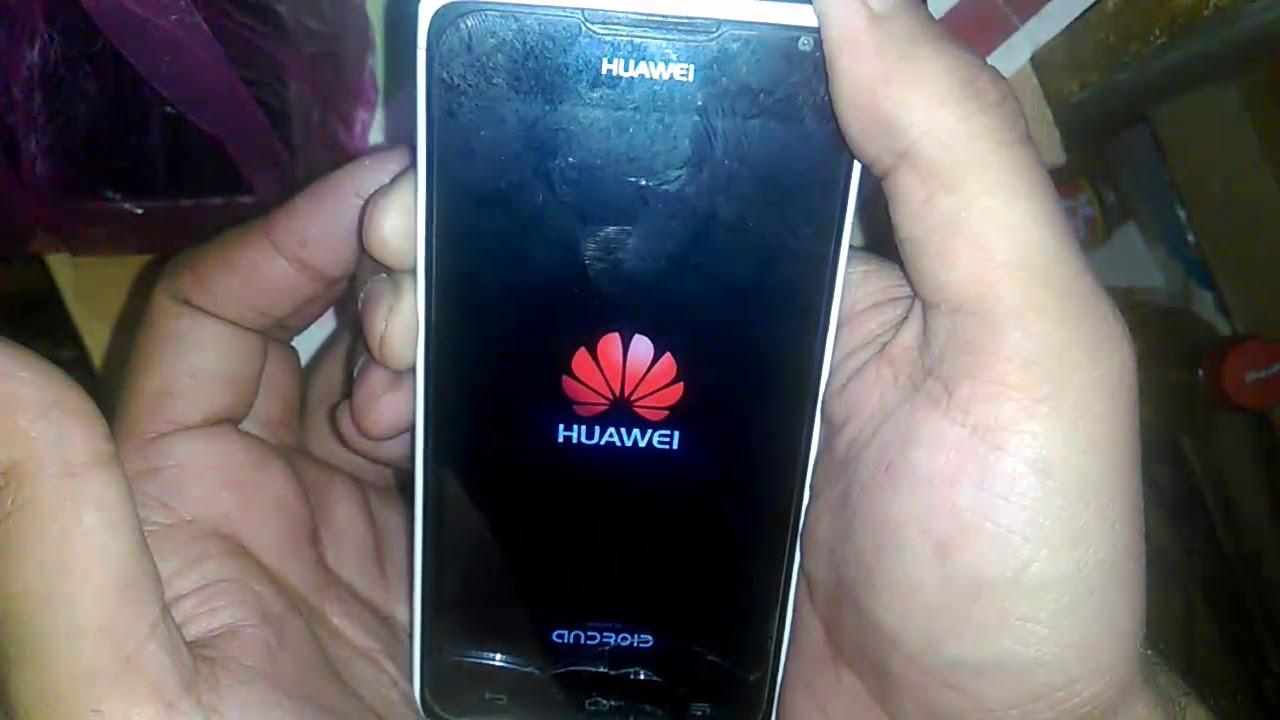 How to flash Huawei Y530-U00