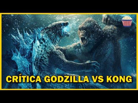 Godzilla vs Kong - Monstros entram na porrada em filme sensacional [CRÍTICA]