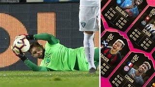 БЕШЕНЫЙ ВРАТАРЬ В СЕРИИ А: 47 УДАРОВ – 0 ГОЛОВ | FIFA 19 ОБЗОР КОМАНДЫ НЕДЕЛИ 31