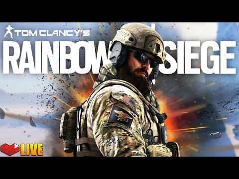 Rainbow Six Siege: THE POTATO CHAMPION! - (PS4 Pro R6S Gameplay) - Operation Health