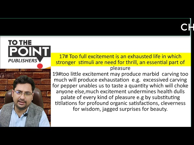 BOREDOM AND EXCITEMENT 5 OF 6 BY BERTRAND RUSSELL