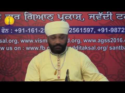 Gurmat Sangeet Workshop 2017: Ustaad Sukhwinder Singh ji Pinky
