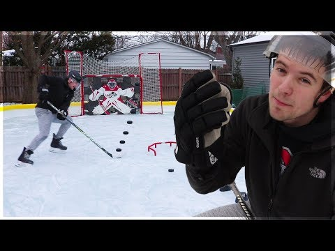 THE PERFECT HOCKEY CHALLENGE