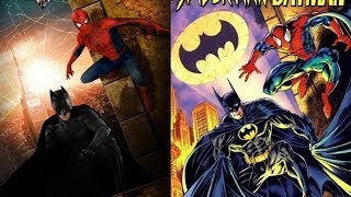 Hitting The Classics With The Kid-(Spider-Man/Batman Crossovers)