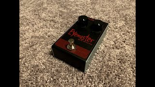 UNBIASED GEAR REVIEW - TC Electronic Eyemaster Distortion Pedal
