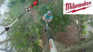 Using the Milwaukee Tool M18 FUEL 10