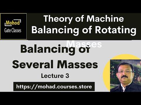 TOM  03 Balancing Derivation of n masses