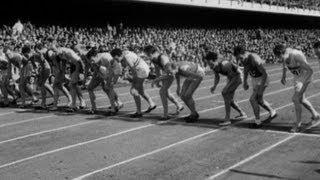 Zatopek Wins Olympic 10,000m & 5,000m Double Gold - Helsinki 1952 Olympics