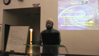 Islam 101 Spring 2012 - Welcome and Introduction to Islam and Muslims 3 of 7.mov