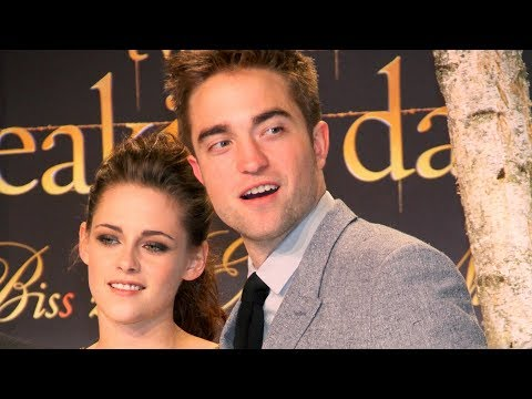 Robert Pattinson RESPONDS To Kristen Stewart Saying She Would Have Married Him?