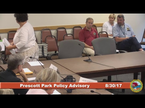 Prescott Park Policy Advisory Committee 8.30.2017