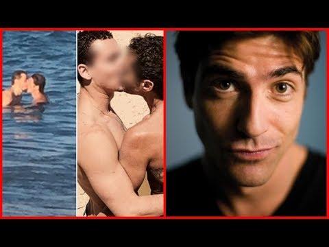 Reynaldo Gianecchini confirma que as fotos são dele sim e fala do beijo gay