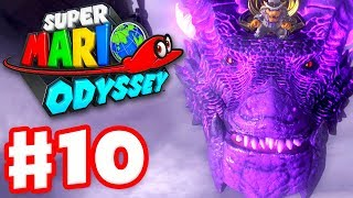 Super Mario Odyssey - Gameplay Walkthrough Part 10 - Lord of Lightning! (Nintendo Switch)