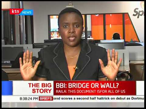 The Big Story   This is a scheme by  Raila to try and reinvent himself- Bonny Khalwale