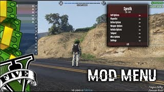 GTA 5 Online PC 1.41 - SPRO1K 1.0 Mod Menu - Free Recovery Undetected +Download