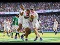 Highlights: England 57 - 15 Ireland