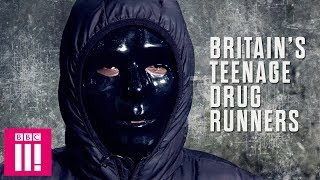 Britain's Teenage Drug Runners: Gangs In The Countryside