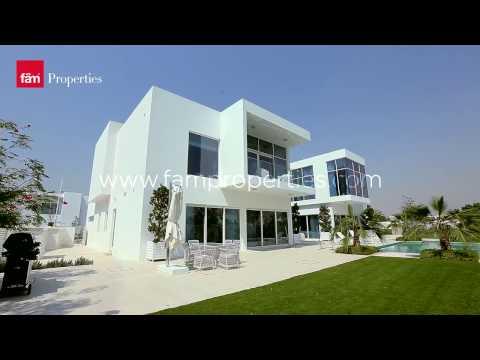 4 Bedroom Contemporary Luxury Villa at The Nest, Al Barari, Dubai