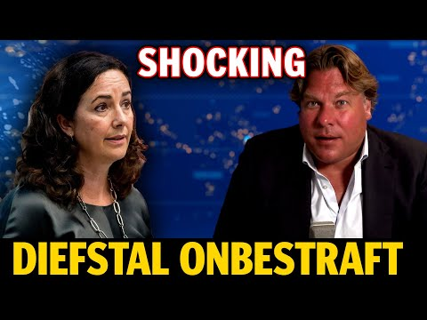 SHOCKING! DIEFSTAL ONBESTRAFT - DE JENSEN SHOW #118