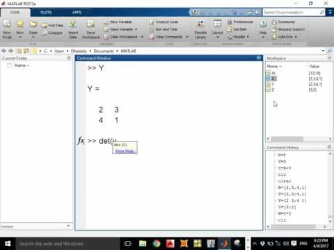 Cairo LEC.(MATLAB itroduction +script+Graphic User Interface