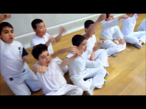 Stage Pâques 2013 au Nippon Karate Club