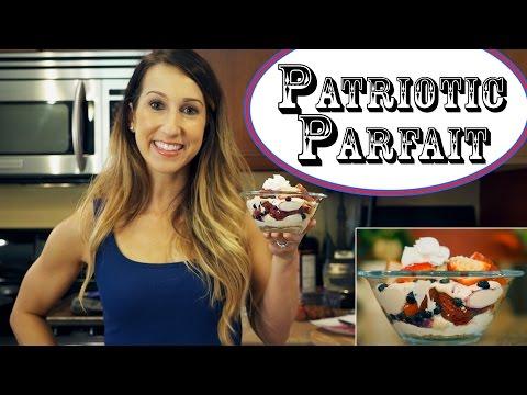 Patriotic Parfait with Kara Corey | Tiger Fitness