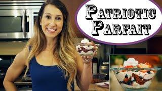 Patriotic Parfait With Kara Corey