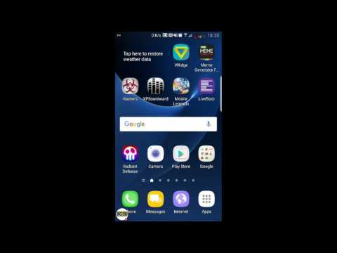 How to fix Issues with Android 7.0 split screen/multi view enable or disable
