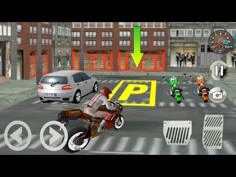 Dr Bike Parking Adventure (by Gamers Trend) Android Gameplay [HD]