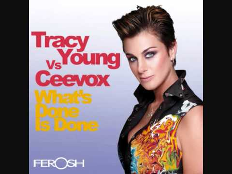 """Tracy Young VS. Ceevox """"What's Done Is Done"""""""