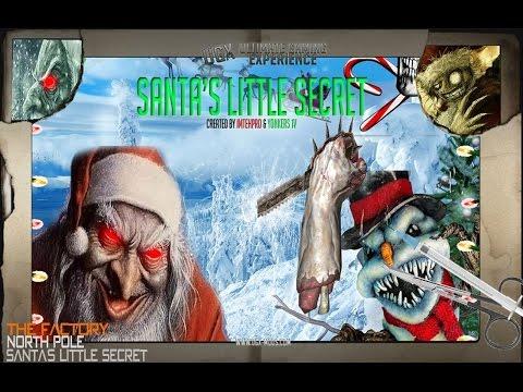 FULL EASTER EGG GUIDE ☆UGX CHRISTMAS REMASTERED☆ MERRY XMAS ...