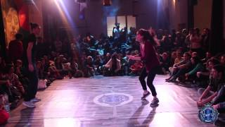 ITALY BEST FLAVA 2014 | HOUSE | 1/4 FINAL | NALITA VS FREDRIK