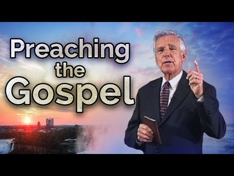 Preaching the Gospel - 752 - Blind Man Sings Amazing Grace