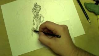 ♦ Zooc Draws - Zerg Queen