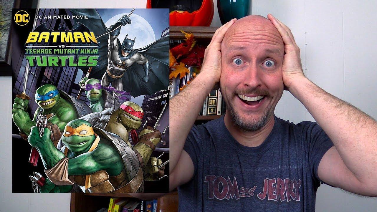 Batman Vs Teenage Mutant Ninja Turtles Doug Reviews Youtube