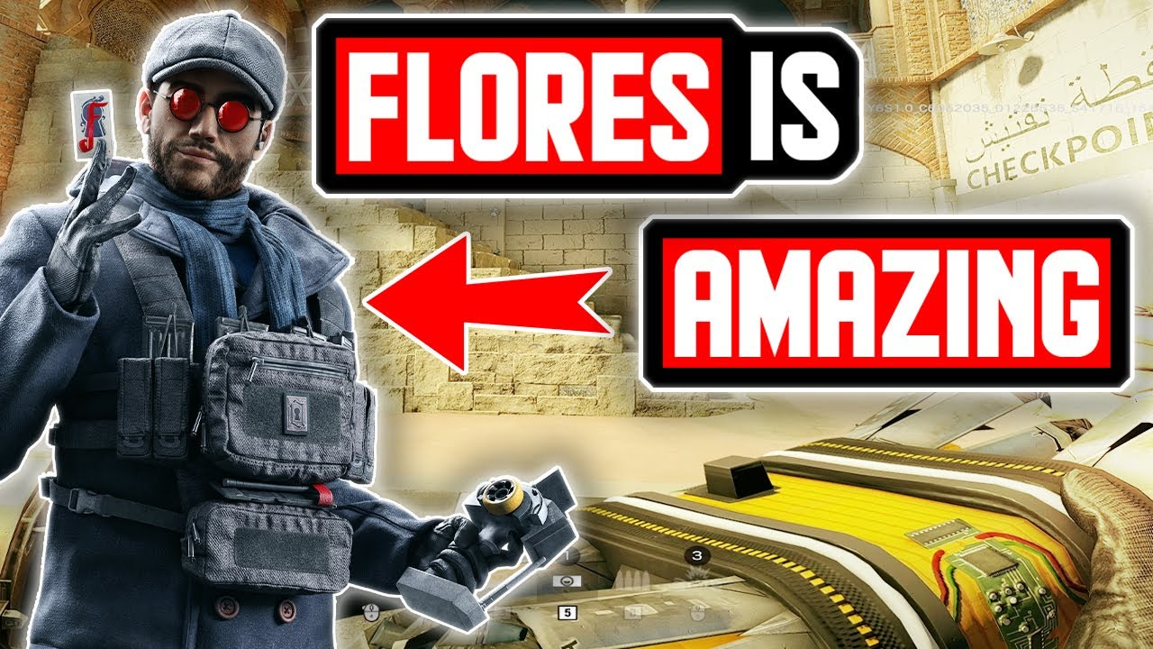Download The ULTIMATE 2021 Flores Guide - Rainbow Six Siege