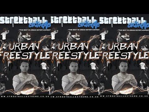 CONMAN'S STREETBALL EXTREME URBAN FREESTYLE DVD